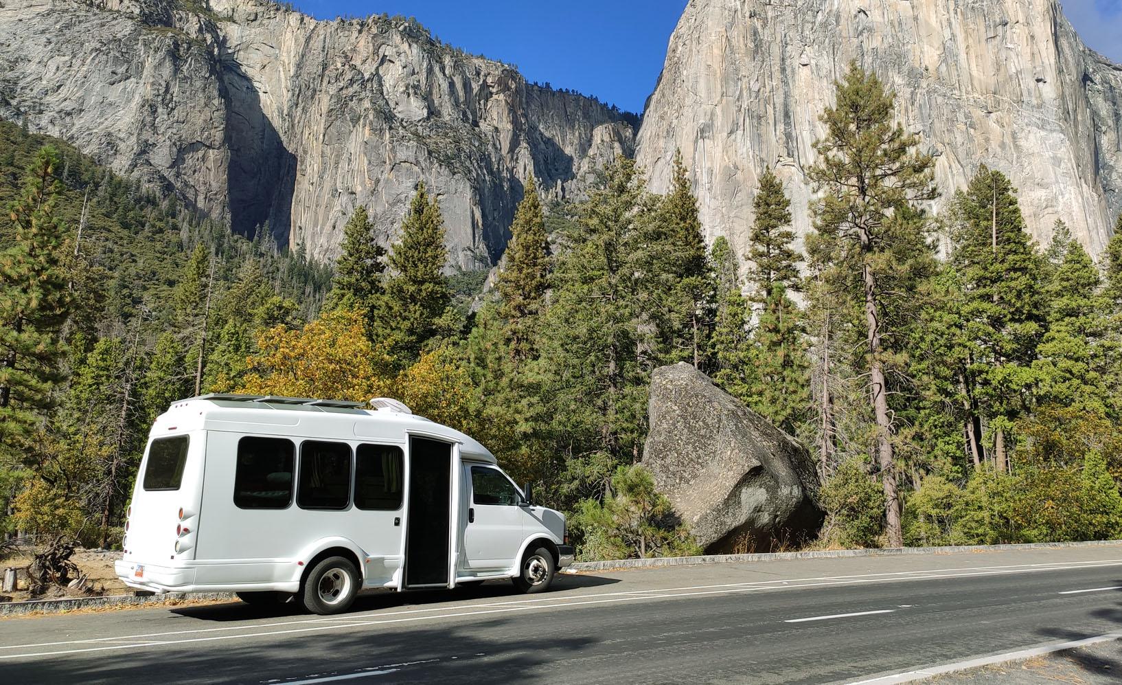 Mighty Vans Falcon Campervan
